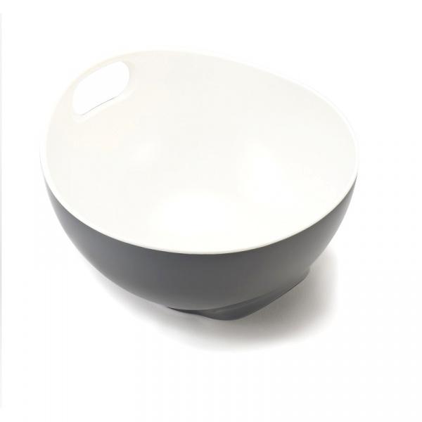 Miska kuchenna 4l Joseph Joseph Tilt™ biało-szara 40096