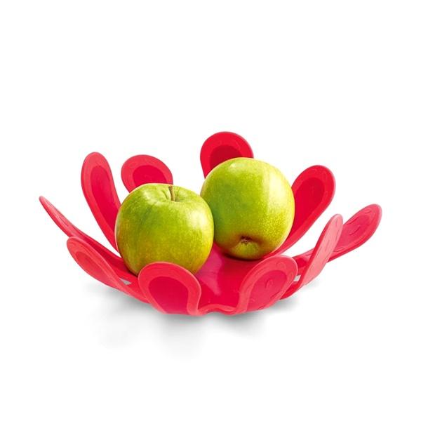 Miska L Philippi Flower Bowl czerwona 215002