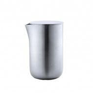 Mlecznik z pokrywą metalową 120 ml Blomus Basic matowy