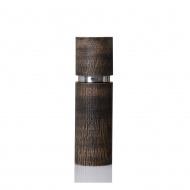 Młynek 20x5,9cm AdHoc Textura antique brązowy