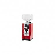 Młynek automatyczny Specialita 12x35x18 cm Eureka Mignon czerwony