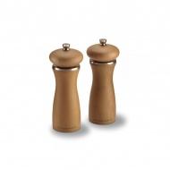 Młynek do pieprzu Sherwood Cole & Mason 16,5cm jasny brąz