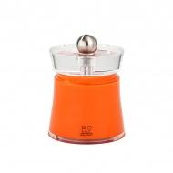 Młynek do soli 8 cm Peugeot Bali pomarańczowy
