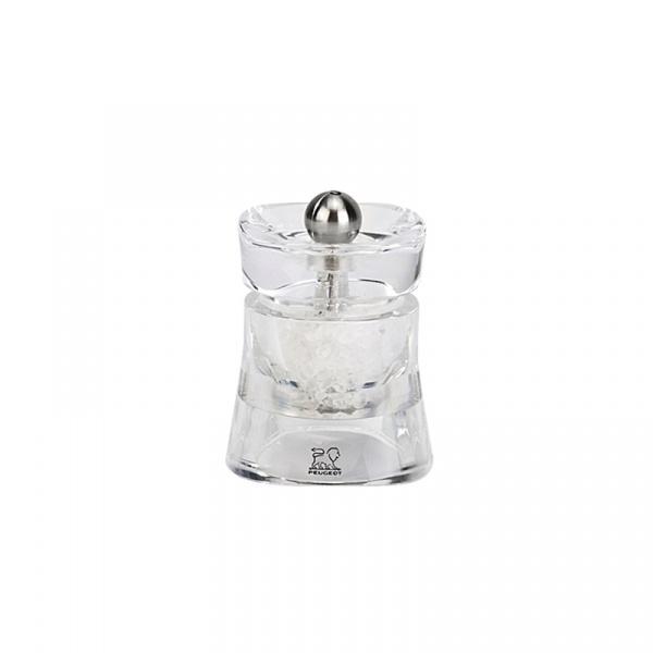 Młynek do soli 8 cm Peugeot Baltic przezroczysty PG-25779