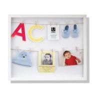 Multiramka na pamiątki dziecka Umbra Clothesline