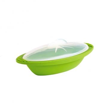 Naczynie do zapiekania Mastrad zielone średnie