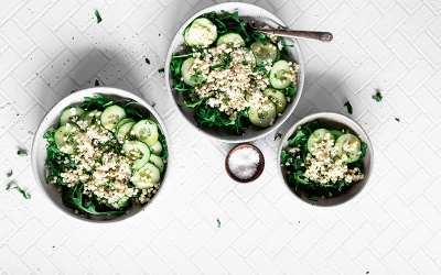 Najlepsze przepisy na sałatki - zdrowo i pysznie!