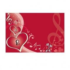 Naklejka na notebooka Heart & Soul G-Cube  Enchanted