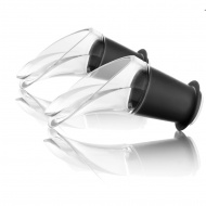 Nalewaki do wina 6x3 cm Vacu Vin czarny