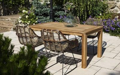 Nowoczesne meble ogrodowe - jakie meble do ogrodu wybrać?