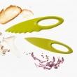 Nóż do owoców i warzyw Koziol Sasha L malinowy KZ-3212583
