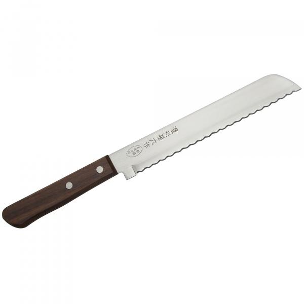 Nóż do pieczywa 20cm Satake Tomoko  HK-803-762