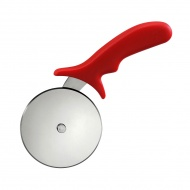 Nóż do pizzy 23 cm Kuchenprofi czerwony