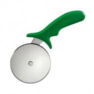 Nóż do pizzy 23 cm Kuchenprofi zielony