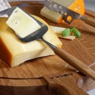 Nóż do sera Cheesy 24x3,2 cm Boska Amsterdam naturalna