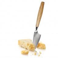 Nóż do sera twardego 21x3 cm Boska Life Collection naturalny