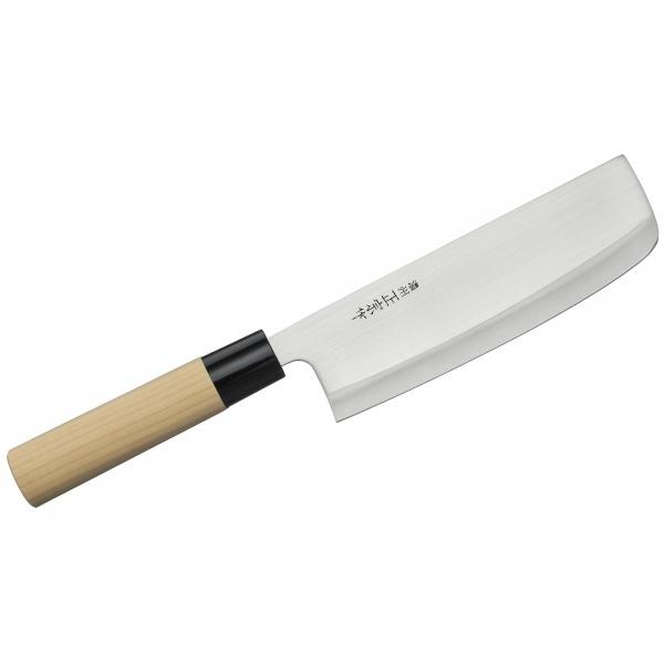Nóż do ziół i warzyw 16cm Satake Megumi Nakiri  HK-801-621