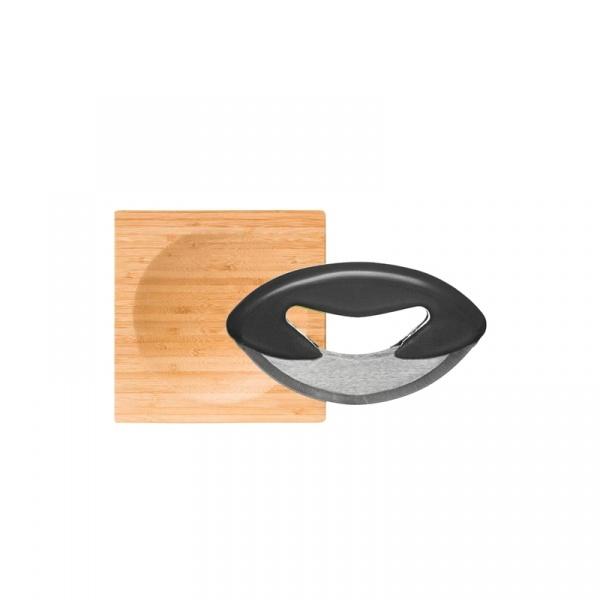 Nóż i deska do siekania ziół Sagaform Functional Kitchen SF-5016719