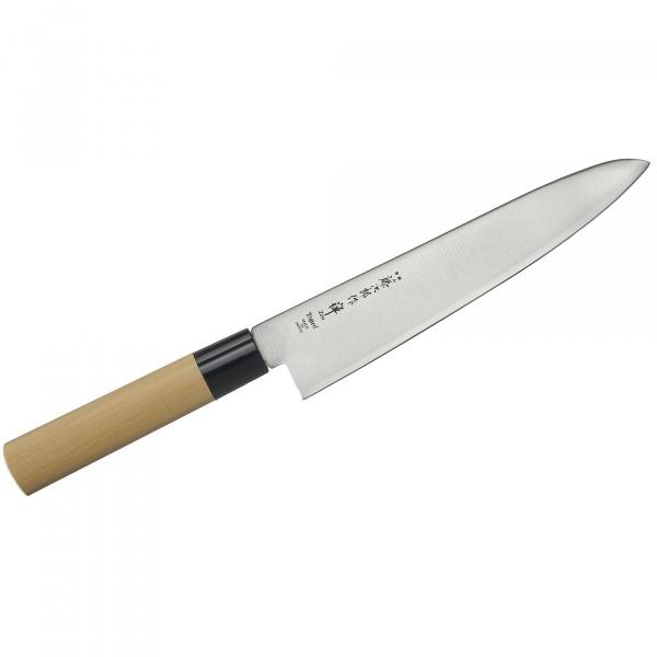 Nóż szefa kuchni 21cm Tojiro Zen Dąb  HK-FD-564D