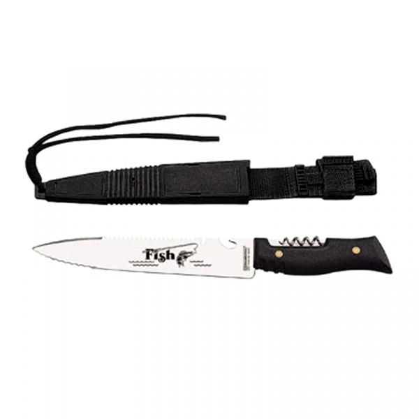 Nóż wędkarza 20 cm Tramontina Camping 26054/108