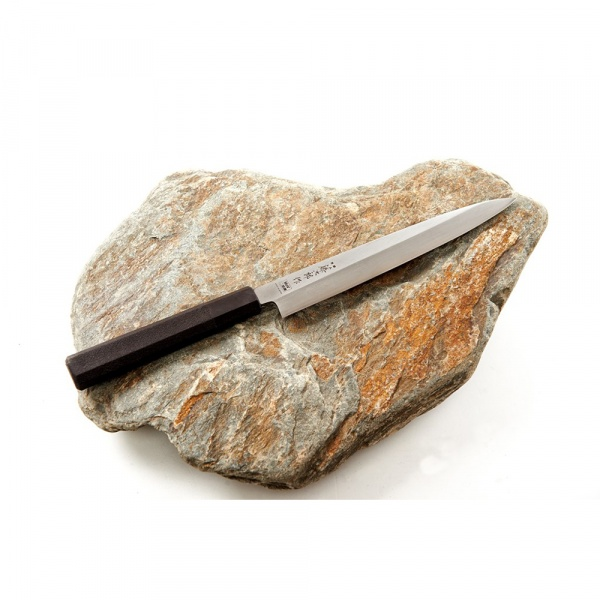 Nóż Yanagi-Sashimi 24cm Tojiro Elastomer s/s  HK-FD-1111