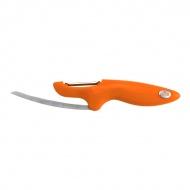 Nożo-obierak do ziemniaków MSC pomarańczowy