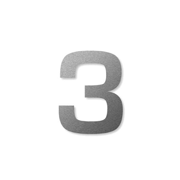 "Numer na dom Keilbach Big Number M ""3"" BIGNUMBER_M_3"