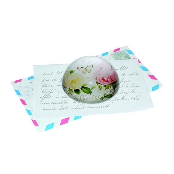 Obciążnik do papieru Nuova R2S Nostalgie kwiaty 629 JARB