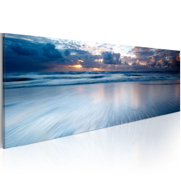 Obraz - Boundless ocean (120x40 cm) A0-N1203