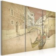 Obraz - City of lovers - triptych A0-N2209