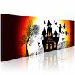Obraz - Czarne Halloween A0-N2645-P