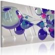 Obraz - Glass bubbles A0-N2348