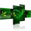 Obraz - Green race A0-N2206
