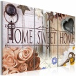 Obraz - Home in vintage style A0-N3004