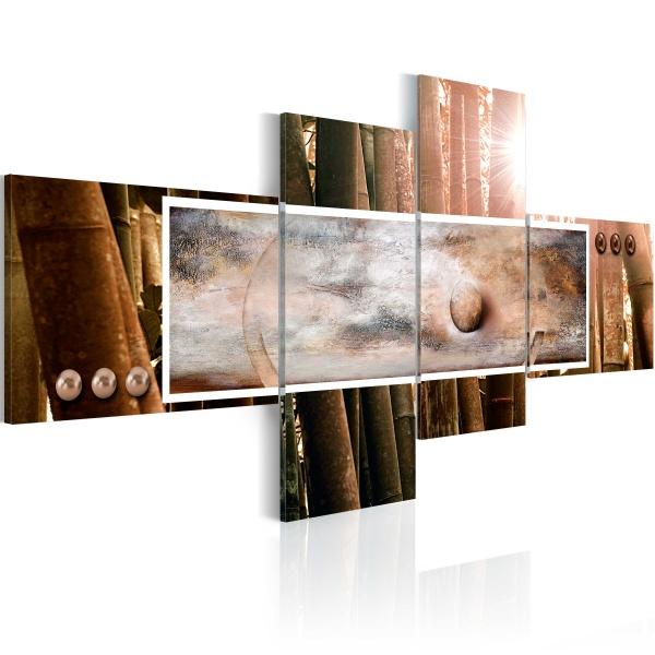Obraz - Kalkuta (200x92 cm) A0-N1178-DKX