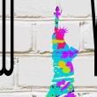 Obraz - Kolorowy Nowy Jork A0-N3329