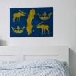Obraz - Królestwo Szwecji A0-N2176
