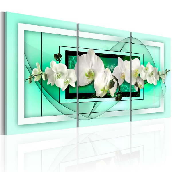 Obraz - Kwiecień (120x60 cm) A0-N1165-DKX