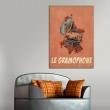 Obraz - Le gramophone A0-OBRPLK31