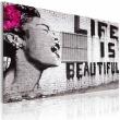 Obraz - Life is beautiful A0-N2481