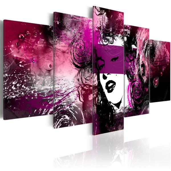 Obraz - Lilia (100x50 cm) A0-N1285