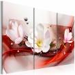 Obraz - Magnolia w czerwieni A0-N3003