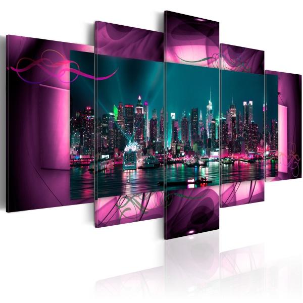 Obraz - Manhattan (100x50 cm) A0-N1261