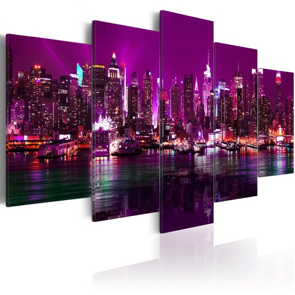Obraz - Manhattan (100x50 cm) A0-N1319