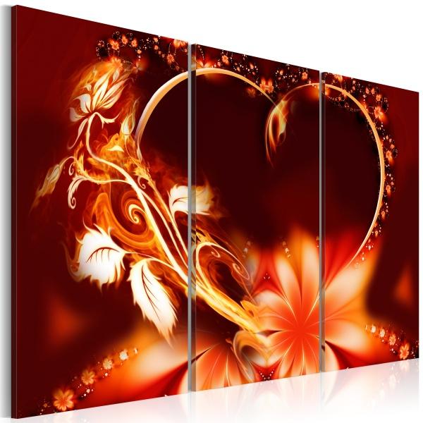 Obraz - Miłość (60x40 cm) A0-N1102