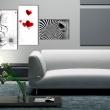 Obraz - Miłosne zawirowania A0-N2595