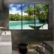 Obraz - Na wyspie marzeń A0-N3700