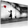 Obraz - nadzieja (Banksy) A0-N2627