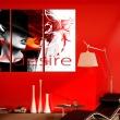 Obraz - Ogień pożądania A0-N2813