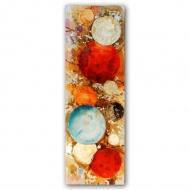 Obraz olejny malowany ręcznie na płótnie Dijo 150x50cm